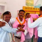 ग्राम लालगढ़ी पंचायत नूरपुर पर गुड्डू चौहान मंडल अध्यक्ष एवं समस्त सम्मानित सफाई कर्मचारियों द्वारा स्वागत किया गया
